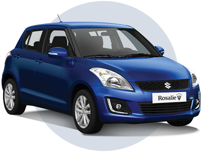 Rosalie Car Hire